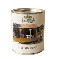 Natural teraszolaj 0,75 liter (szürke)